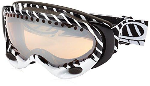 Oakley Lunettes de Soleil Skibrille A-Frame S. White SS, EL. Adjustable