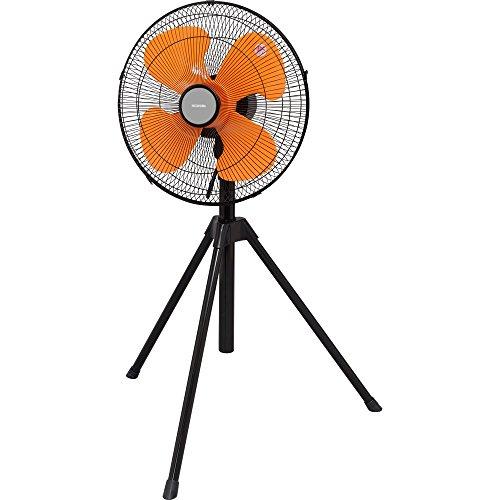 アイリスオーヤマ 業務用扇風機 工場用 扇風機 スタンド式 三脚 1年保証 KF-431SE
