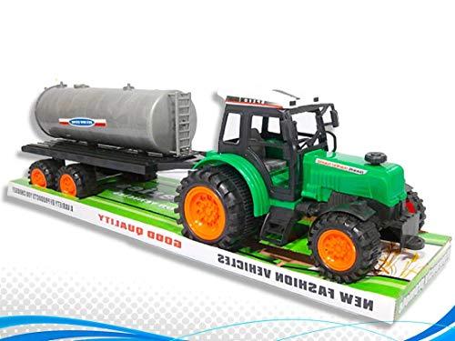 VICTORIA PARTY Tractor Cisterna 54x14x16cm