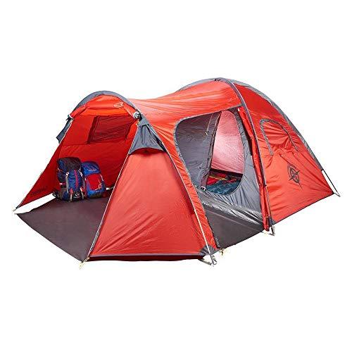 COLUMBUS Tienda de Campaña Enol 5 | Tienda de Camping Familiar para 5 Personas con 1...