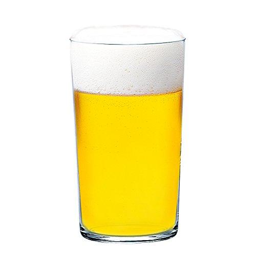 東洋佐々木ガラス一口ビールグラス150ml薄氷うすらい日本製食洗機対応B-21105CS