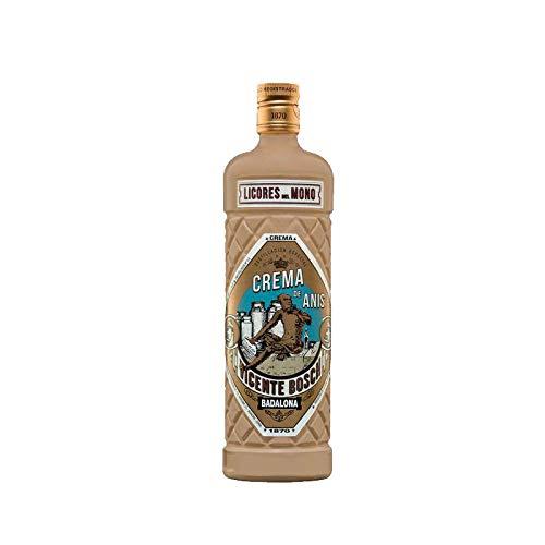 Likör Anis del Mono Creme von 70 cl - Bodegas Osborne (1 Flasche)