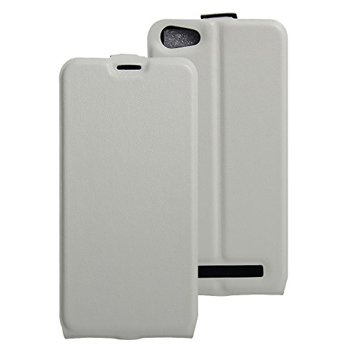 Litao-Case CN Hülle für DOOGEE Y200 hülle Flip Leder + TPU Silikon Fixierh Schutzhülle Case 4