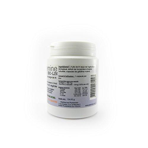 Oemine Organic Lin, 180 Capsules, 150 g