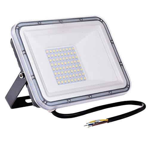 Focos LED Exterior 50W 4000lm Floodlight Foco Proyector LED IP67...