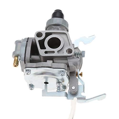 XCQ Carburetors Compatible for Echo Shindaiwa B45 B45LA B45INTL Brushcutter TK Slide Valve Carb Garden Tool Parts & Accessories Durable 1112
