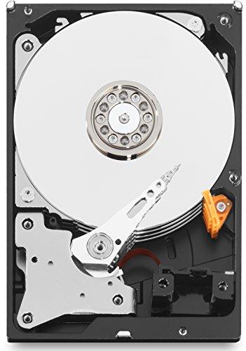 WD Red 10TB NAS Hard Drive - 5400 RPM Class, SATA 6 Gb/s, 256 MB Cache, 3.5' - WD100EFAX