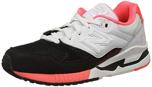 New Balance 530 Robo Tech Casual Medium Womens Shoes Size 10 White/Black/Orange