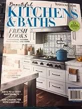 Beautiful Kitchen & Bath Magazine Summer 2019 + FREE GIFT (Traditional Home) (92)