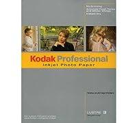 Kodakプロフェッショナルインクジェット写真用紙、13x 19(1677210)
