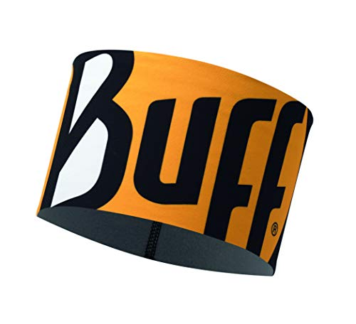 Buff Tech Fleece Stirnband, Ultimate Logo Black, One Size