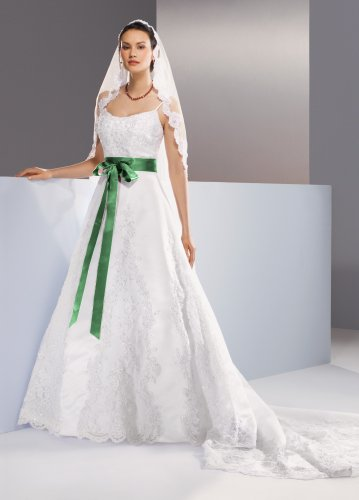 Clover Color David's Bridal