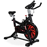 Best Spinning Bikes - Spinning Bike 13Lbs Flywheel Cycling Exercise Stationary Bikes Review
