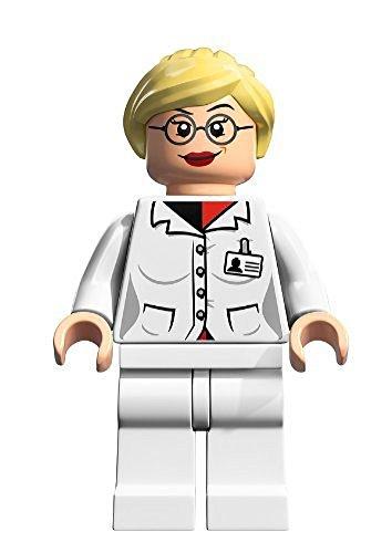 LEGO Superheroes Harley Quinn Nurse - 2013 Arkham Asylum Breakout