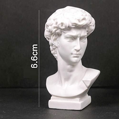 Diosa Busto Escultura Arte Resina Artesanías