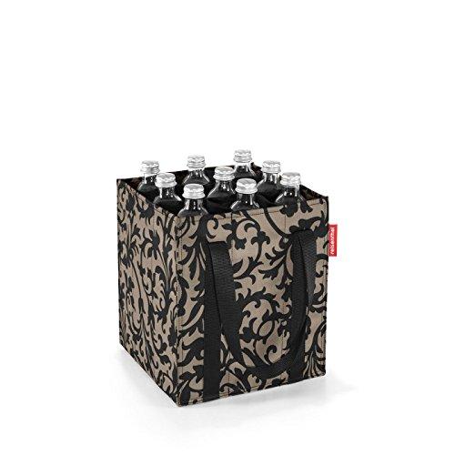 Reisenthel Bottlebag Einkaufstasche, Polyester, baroque taupe, One Size