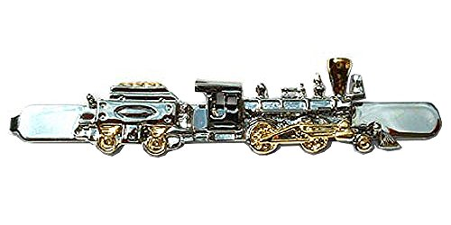 Unbekannt Krawattenklammer steam engine