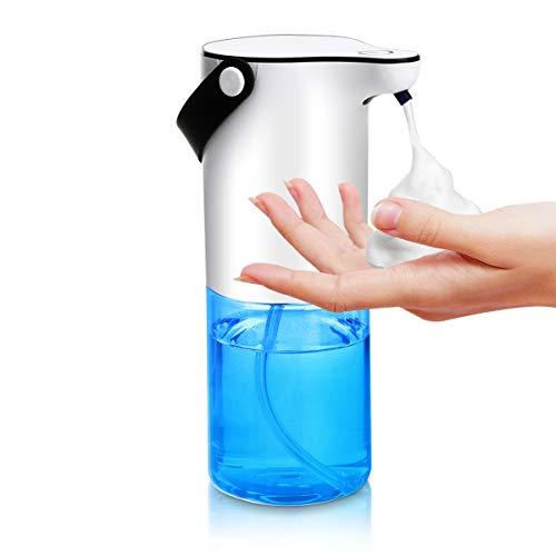 Dispensador de jabón en espuma recargable por usb de Meco