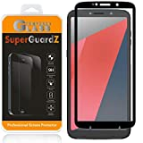 [2-Pack] Motorola Moto Z3 (for Verizon) Screen Protector Tempered Glass [Full Coverage], SuperGuardZ, Edge-to-Edge, Anti-Scratch, Anti-Bubble [Lifetime Replacement]