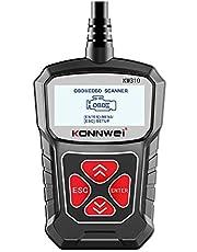 Goliraya KW310 Universal Car Scanner Lector de código automotriz Profesional Vehículo Can Herramienta de escaneo de diagnóstico