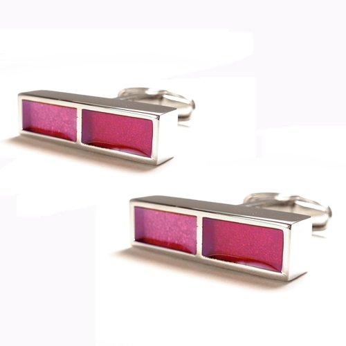Denison Boston-Gemelli in Due tonalità, Colore: Rosa