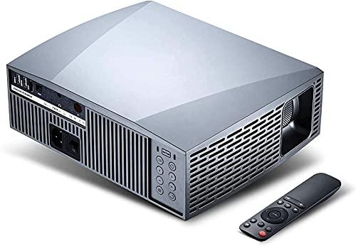 con Control Remoto Real Full HD 1080p 5800 lúmenes Proyector de Video de película 3D TV Stick Ps4 Hdmi para el hogar