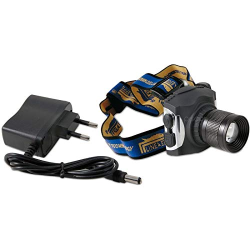 Lineaeffe Lampe 3 Watt Cree LED 2 Lampe de Pêche Frontale Nuit Leurre Bateau LED Mer