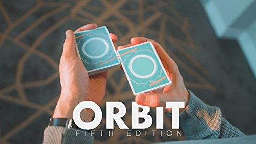 SOLOMAGIA Orbit V5 Playing Cards