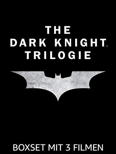 Dark Knight - Das 3er Film-Boxset