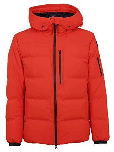 Luxury Fashion | Parajumpers Heren PMJCKSS01P13515 Oranje Wol Donsjacks | Herfst-winter 19