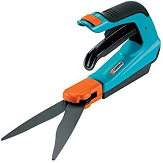 GARDENA Comfort Grass Shears, rotatable: Ideal garden shears for exact lawn edge cutting, suitable for right- and left-han...