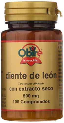 Diente de León 500 mg (Ext. Seco) 100 comprimidos