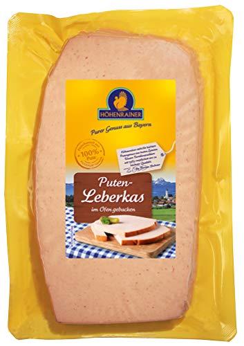 Höhenrainer Puten-Leberkäse, 2 Scheiben, 250 g