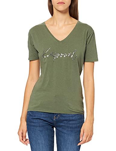 Kaporal Deter T-Shirt, Forest, M Femme
