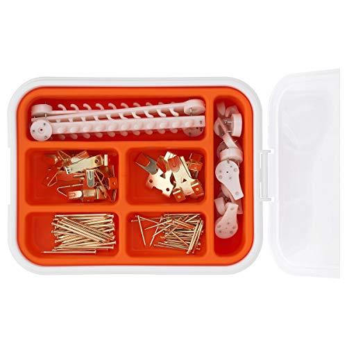 Ikea FIXA Bilderhaken hängen Pack 116Pieces Bild hängen Kit