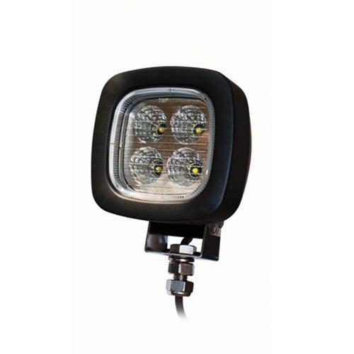 Anneau Automobile RCV9591 - Lampe d'inspection rectangulaire (4 LED, 12 W, 9-50 V)