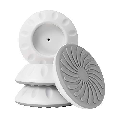 Wandschutz für Baby Treppengitter und Türschutzgitter, 4 Pack Wand Saver ohne bohren zum Klemmen für Kinder Schutzgitter
