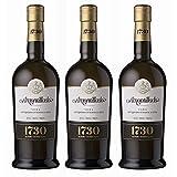 Vino Amontillado VORS 1730 de 37.5 cl - D.O. Jerez-Sherry - Bodegas Alvaro Domecq (Pack de 3 botellas)
