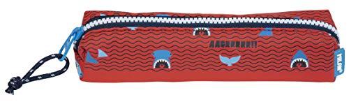 Shark Attack Mini-tas, rood