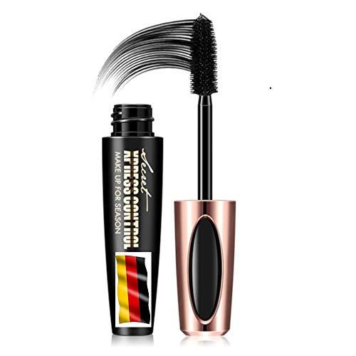 NEU !!! 4D XPRESS CONTROL Wimperntusche SILK FIBER DE Mascara Faser Wimpern Verlängerung Lash Schwarz SEIDEN FASER Volume Eyelash