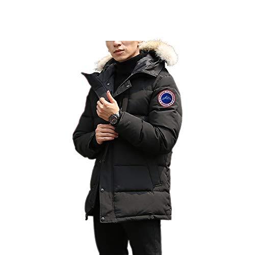 Tommy Hilfiger Men's Lightweight Water Resistant Packable Down Puffer Jacket (Standard and Big & Tall), Crimson, Medium