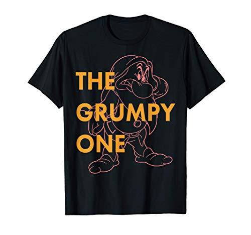 Disney Snow White The Grumpy One Graphic T-Shirt T-Shirt