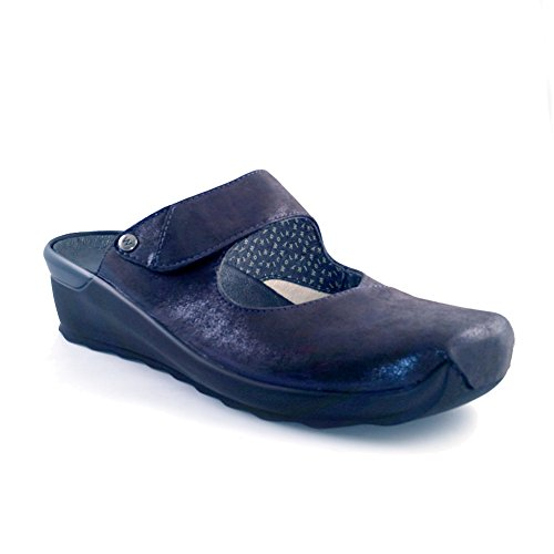 Wolky New Women's Up Clog Blue 38