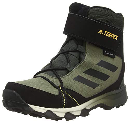 adidas Terrex Snow CF R.RD, Zapatillas de Hiking, VERLEG/NEGBÁS/Dorsol, 38 EU