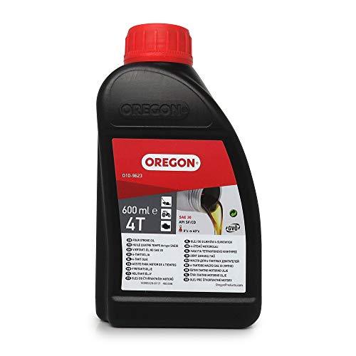 Oregon Universal SAE 30 LM 4-Takt-Motoröl Trinkflasche, 600 ml