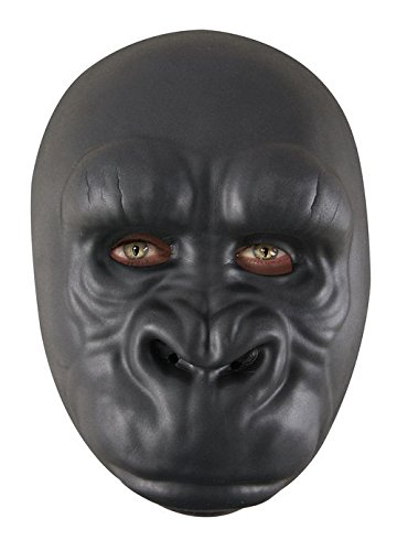 P'TIT Clown re81519 - Masque de gorille en mousse