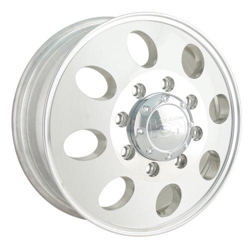 Ion Alloy Dually 167 Polished Wheel (16x6'/8x170mm)