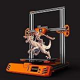 TEVO/HOMERS Tarantula Pro 3D Printer Kit with 235x235x250mm Printing Size MKS GenL Mainboard 0.4mm Volcano Nozzle Support 1.75mm Filament