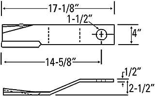 Rotary cutter blade Bush Hog 1268 268 SQ84 SQ84T 268-O 278 278-O Rotary Cutter