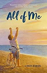 Middle-Grade Novels in Verse - all of me chris baron